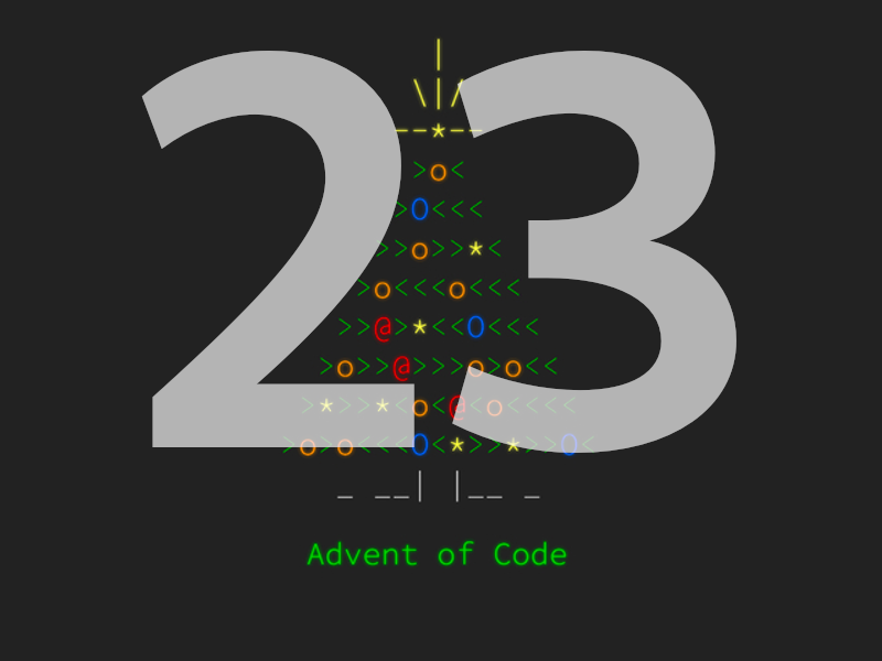 Advent of Code 2020 - Day 23