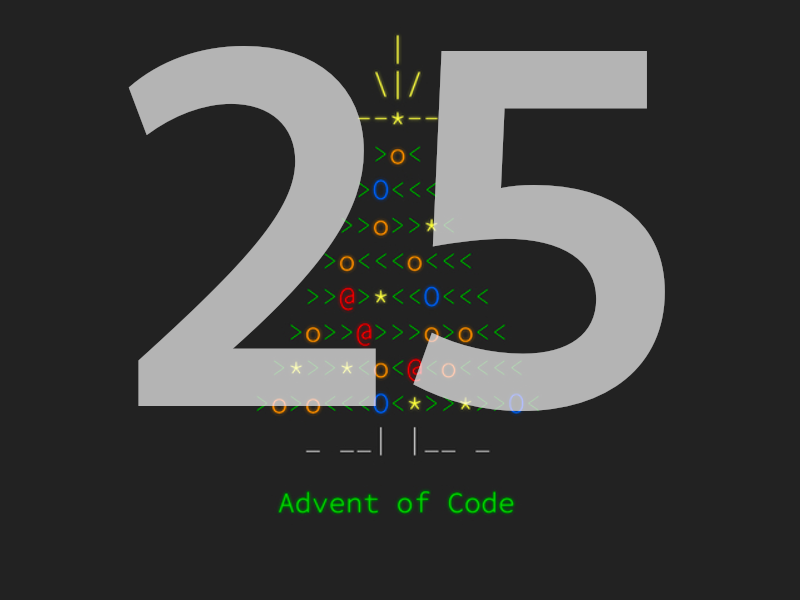 Advent of Code 2020 - Day 25